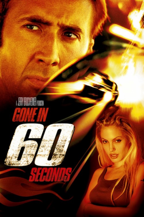 دانلود فیلم Gone In Sixty Seconds 2000